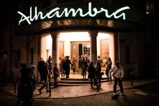 Alhambra <br />(© Guillaume Perret)